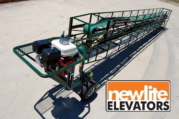 Brick Elevator 8m - Petrol